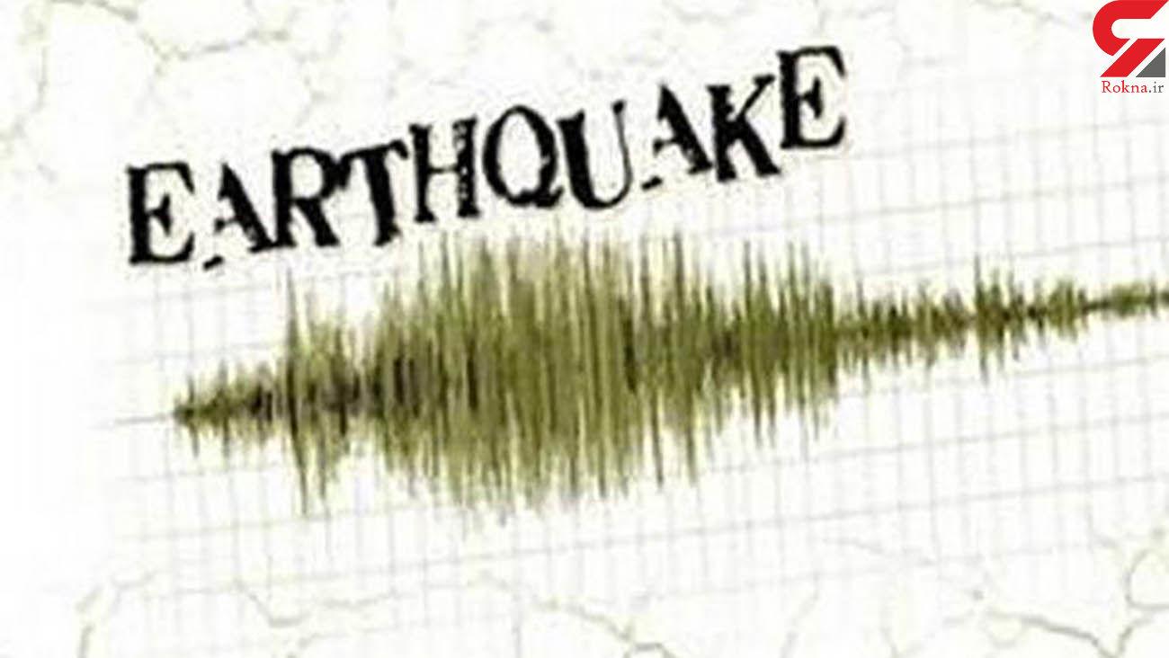 زلزله ۴/۲ریشتری در سالند استان خوزستان مصدومی نداشت