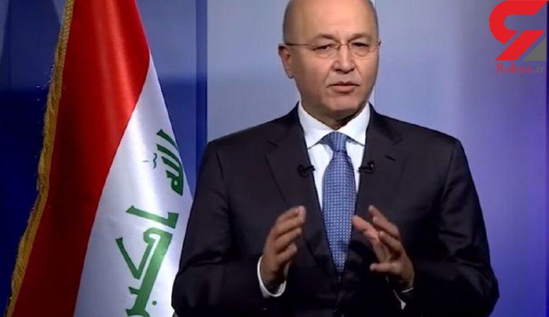 اولین واکنش رسمی عراق به انتقام سخت ایران در حمله موشکی