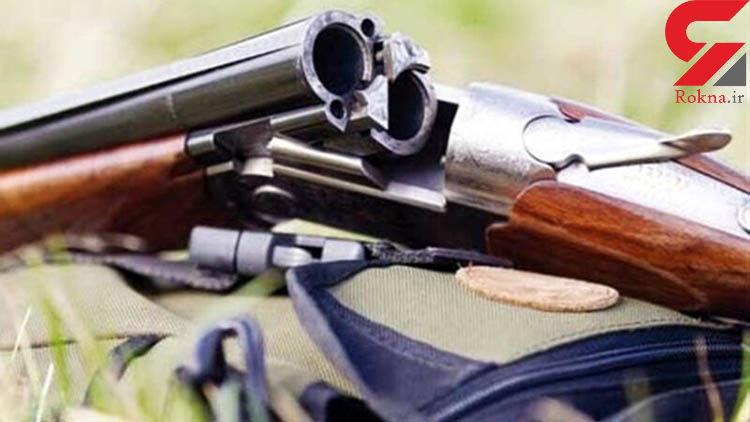 مرد مزرعه دار تبهکار حرفه ای را به گلوله بست / در شهرستان رزن رخ داد