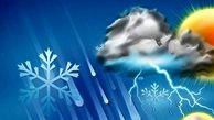 پیش بینی وزش باد شدید در زنجان