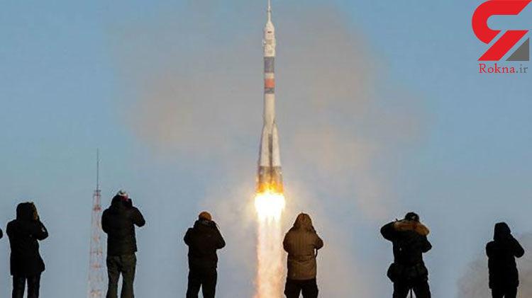 روسیه پرتاب فضاپیماهای سرنشین دار ممنوع کرد