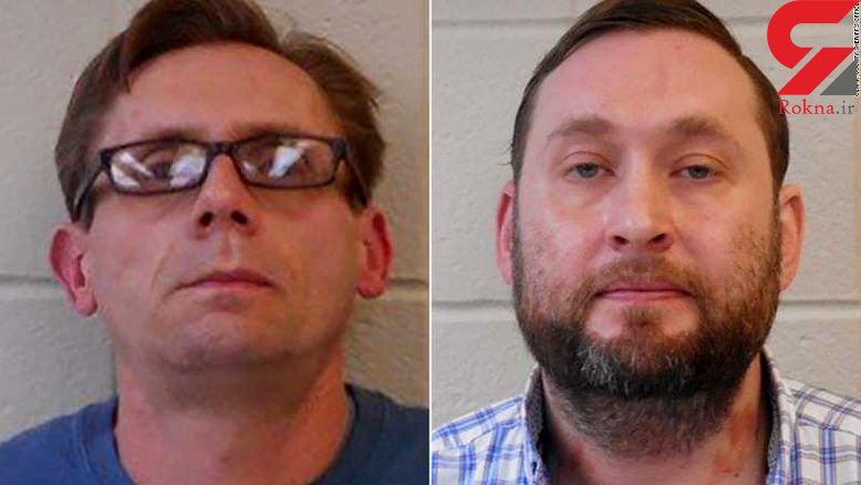 بازداشت دو استاد شیمی / آنها بدترن کار را کردند + عکس  / امریکا