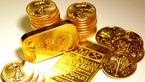 طلا و سکه ارزان شد