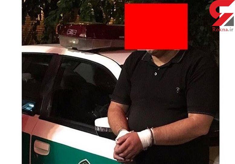قتل عام فجیع اعضای یک خانواده در خیابان نبرد تهران