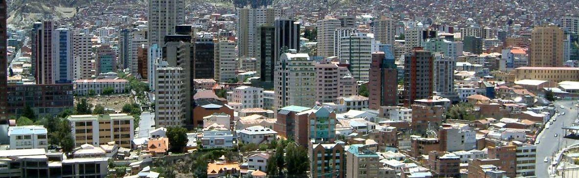 لاپاز، شهری در آسمانها + فیلم