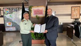 راهبرد پلیس پایتخت تعامل و هم افزایی با سایر سازمان هاست