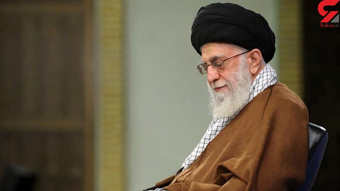 پیام رهبرمعظم انقلاب درپی ترور دانشمند هستهای ایران شهید محسن فخریزاده