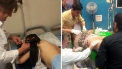 سرنوشت 19 اجساد حادثه اتوبوس نطنز + فیلم و عکس