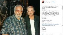 خاطره بازی آتیلا پسیانی با ناصر خان