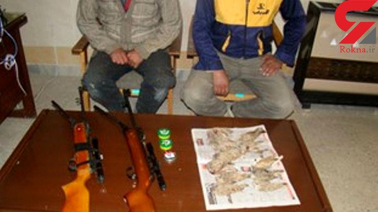 شکارچی شوکا به 300 ساعت کار رایگان محکوم شد