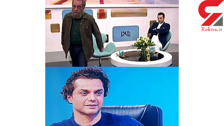 مجری جنجالی به تلویزیون بازگشت