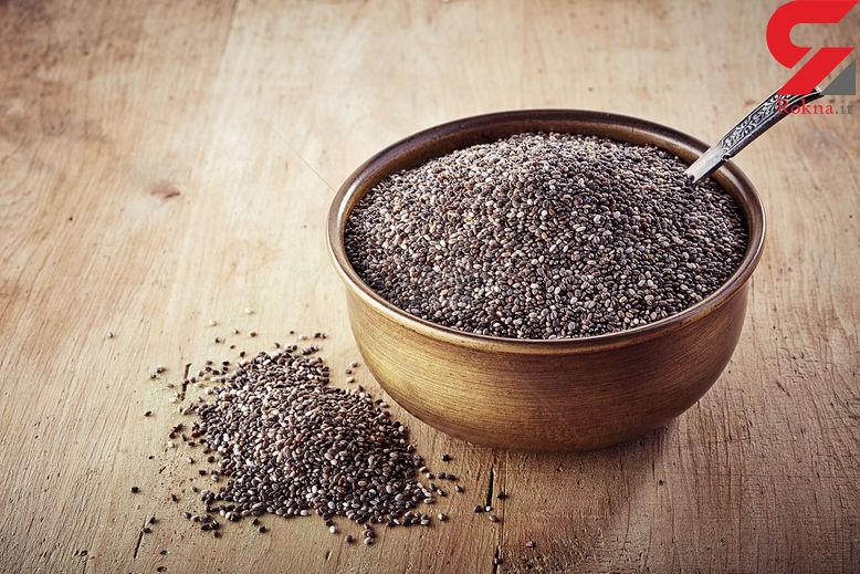 خواص دانه چیا؛ از کاهش وزن تا مبارزه با کلسترول خون