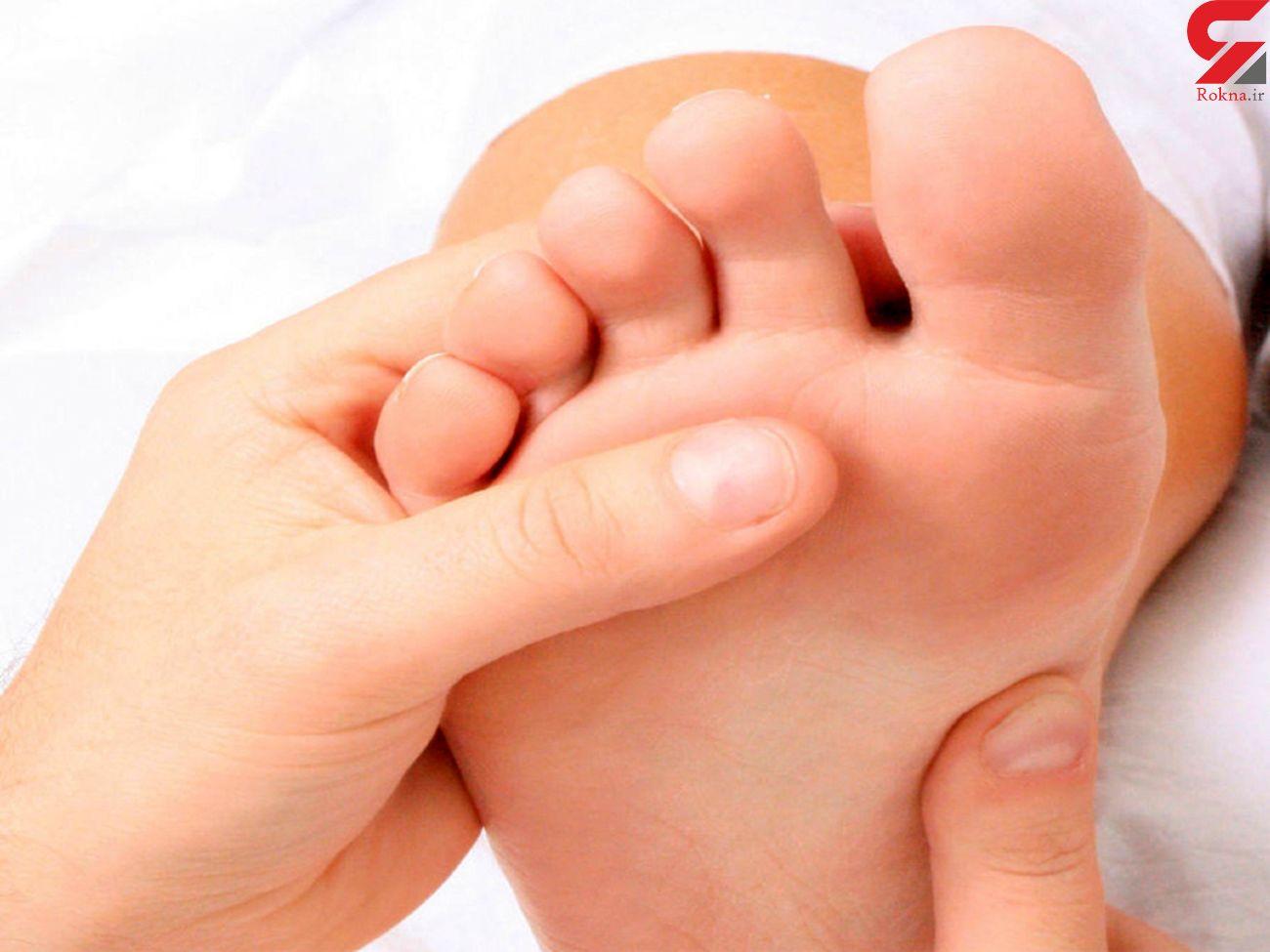 دلایل ابتلا به درد کف پا!
