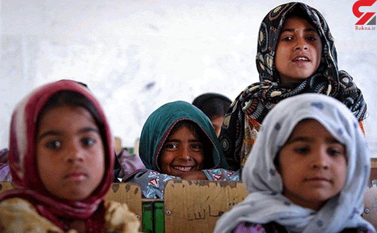 دختران بازمانده از تحصیل به چرخه تحصیل باز می گردند