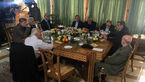 قالیباف و احمدینژاد دعوت حناچی را رد کردند! + عکس