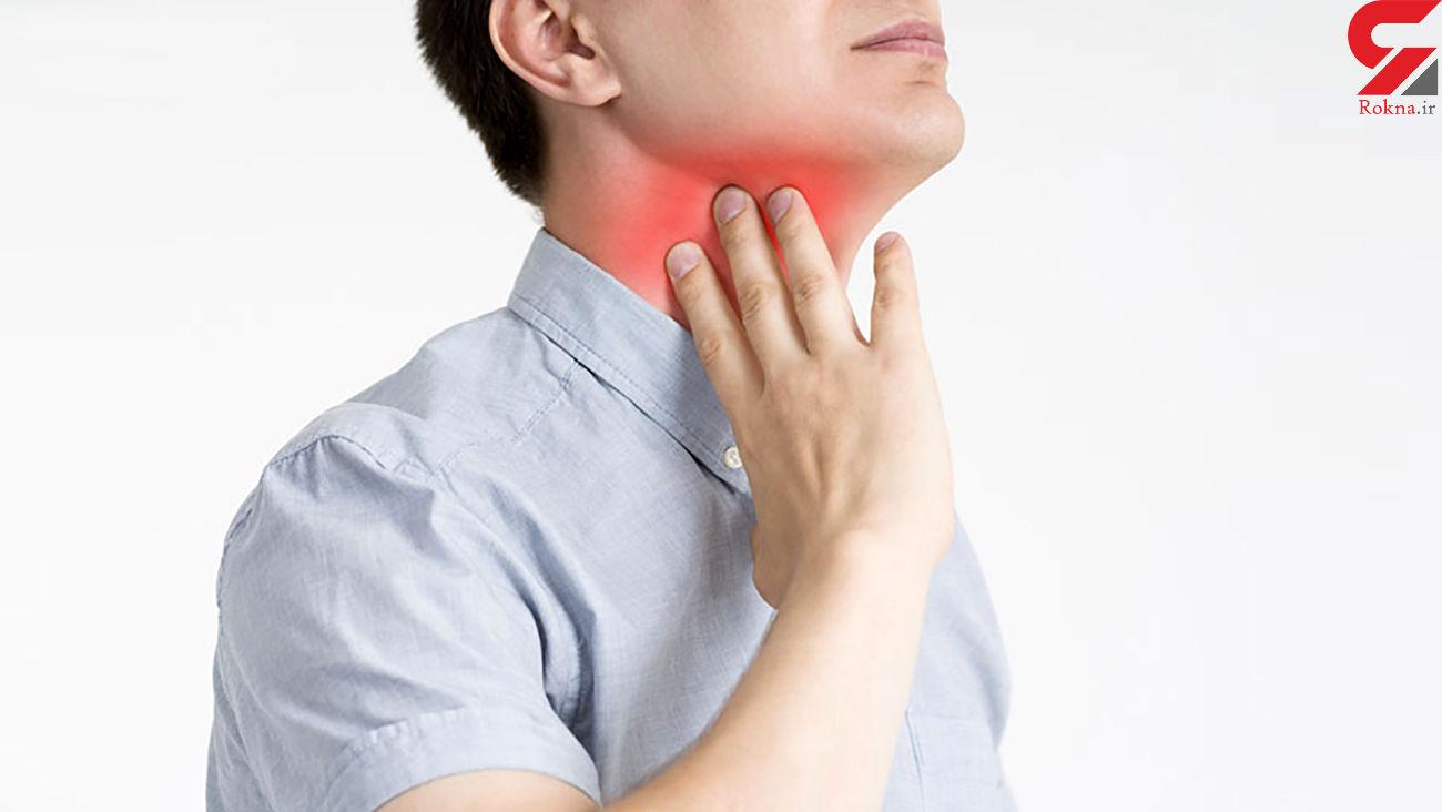 چه زمانی برای درد و سوزش گلو و سینه به پزشک مراجعه کنیم؟! / راه های خانگی درمان گلودرد