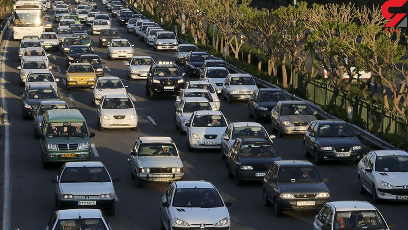 خیابان های تهران قفل شد / اجرای قطعی طرح ترافیک از شنبه / وزیر مخالف است