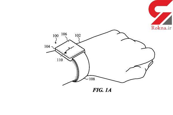 بند ساعتی که اتوماتیک با مچ دست سازگار می شود