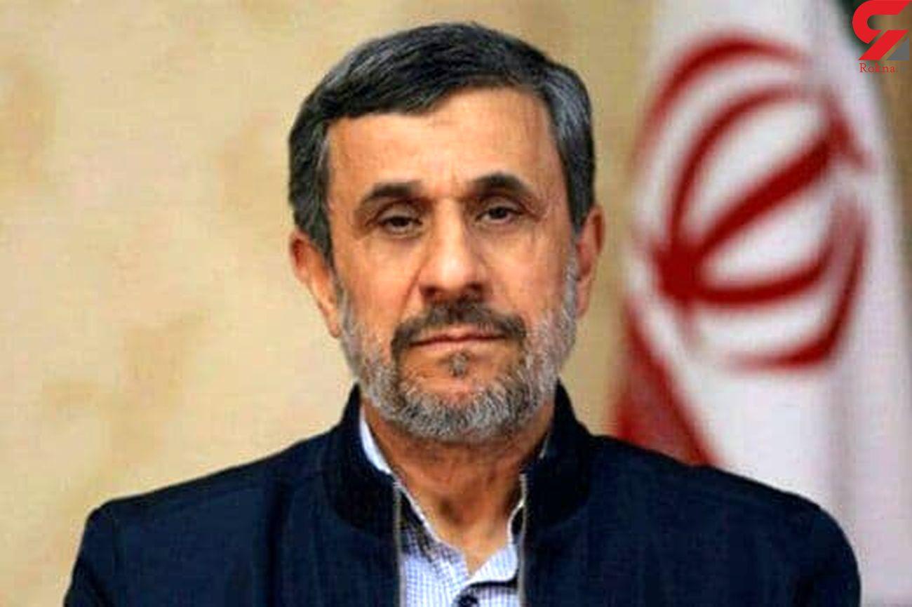 تکذیب دیدار احمدینژاد با فرزند رهبر انقلاب و یک عضو شورای نگهبان