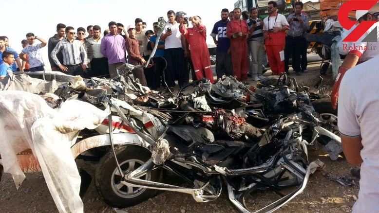 صدرنشینی سواریها و موتورسیکلتها در حوادث رانندگی