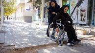 رفع پلشتی های شهر با جشنواره معلولان + فیلم