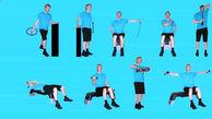 ورزش های خانگی در دوران کرونا