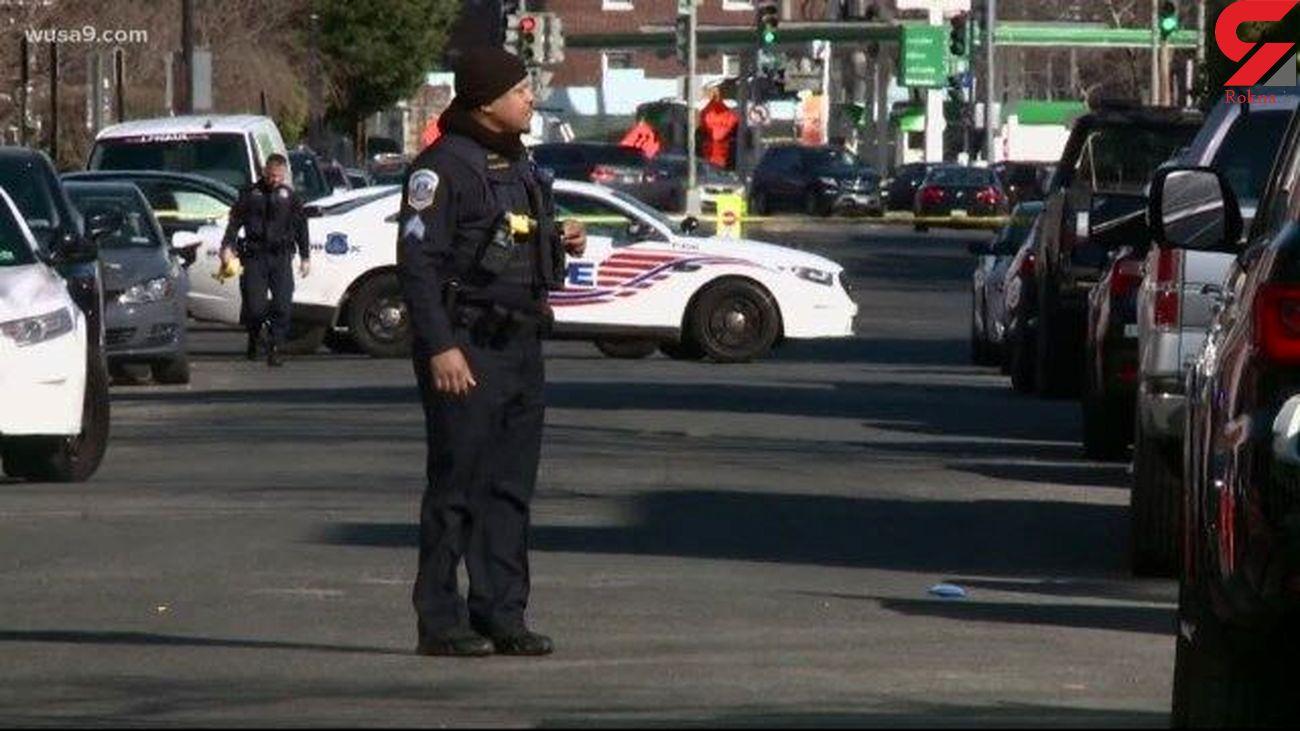 تیراندازی در واشنگتن ۹ زخمی برجای گذاشت