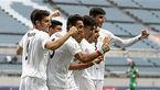 تیم ملی جوانان در راه ارمنستان