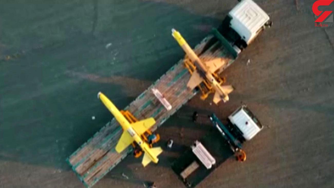 آزمایش موفق عملیات رهگیری هوایی پهپاد بومی کرار نیروی پدافند هوایی ارتش برای نخستین بار + فیلم