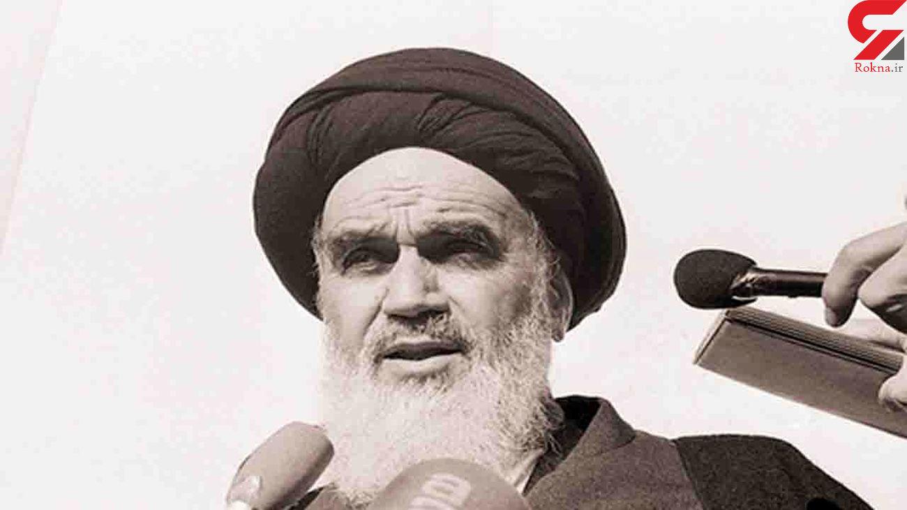 امام خمینی (ره) در پیام خود به مناسبت واقعه طبس ملت ایران را چگونه ملتی معرفی کردند؟
