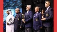 تیم ملی بدنسازی ایران قهرمان بلامنازع جهان شد / هرکول های ایرانی بر بام پرورش اندام جهان!