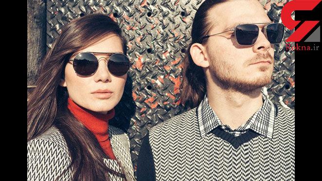 جدیدترین مدل های عینک آفتابی شیک و تابستانه+تصاویر