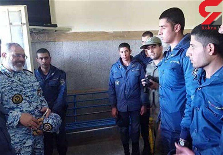 اعطای ۱۰ روز مرخصی به سربازان خوزستانی پایگاه آموزشی قیام ارتش