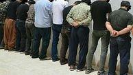 دستبند قانون بر دستان خرده فروشان مواد مخدر در فسا