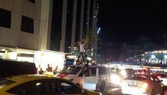 جشن و پایکوبی هواداران اردوغان در خیابانهای ترکیه+ تصاویر