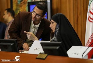 زهرا نژادبهرام / عضو شورای شهر تهران