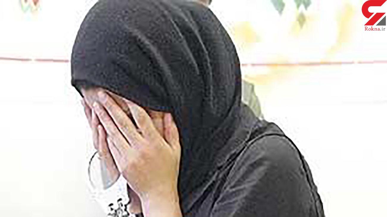 یک زن دزد طلافروشی بندرترکمن بود / بازداشت قبل از فرار به ترکیه