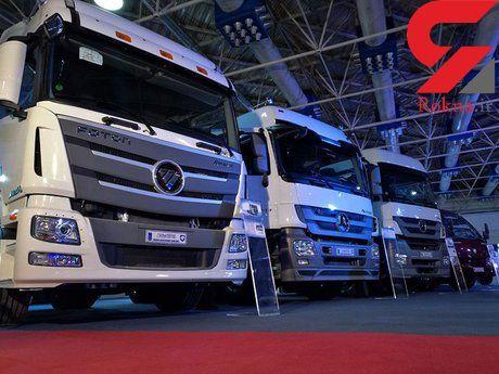 تولید کامیون افزایش یافت