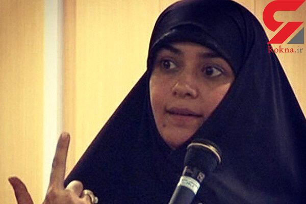 کتک خوردن بازیگر زن ایرانی و دخترش به خاطر نوع پوشش