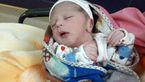 5 ساعت تلاش برای به دنیا آوردن نوزاد میانه ای! + عکس