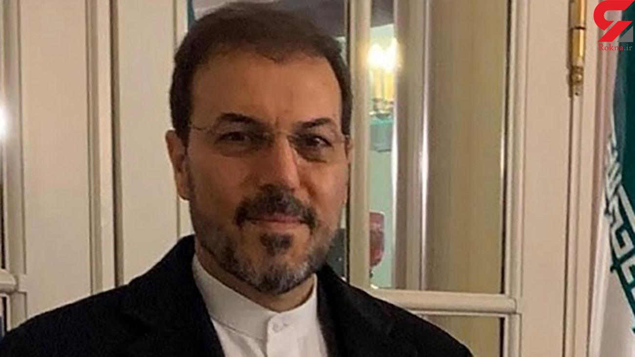 سفیر ایران: این حق را داریم که نفتمان را به هر کسی که از ما میخرد، بفروشیم