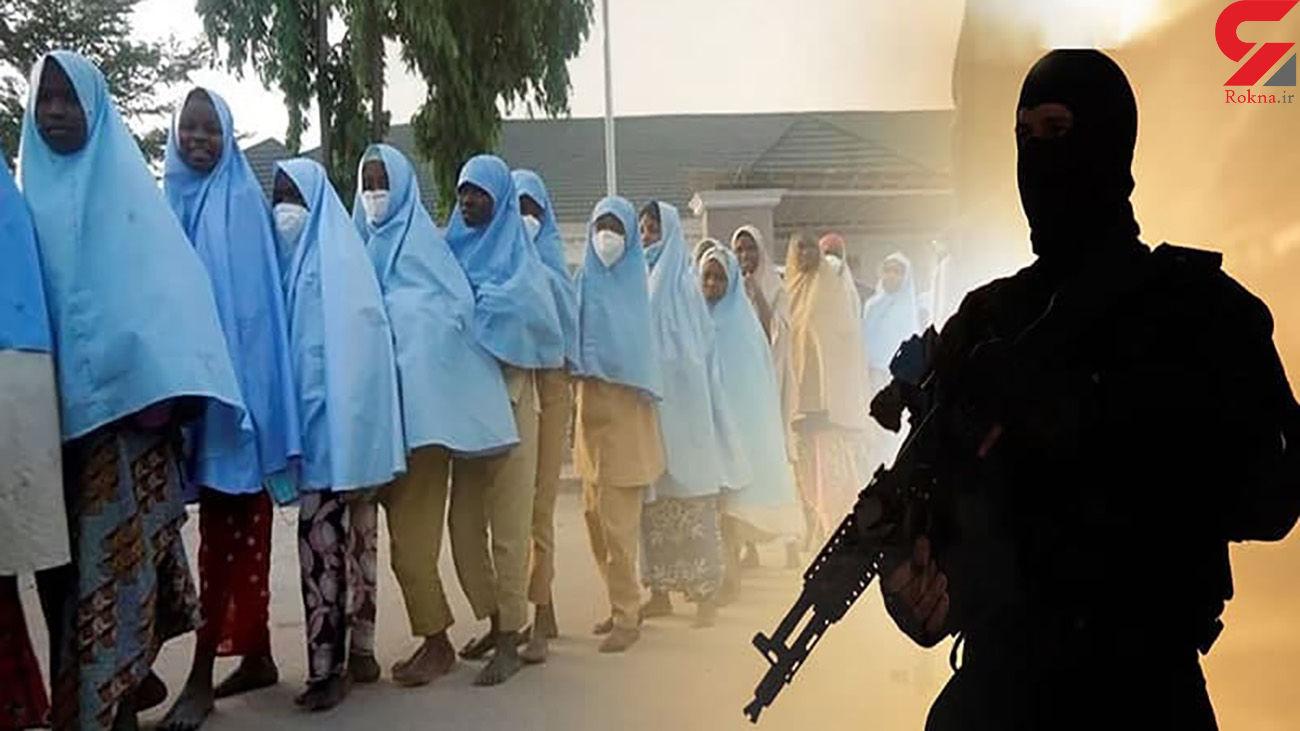 سرنوشت 200 دختر در دستان مردان بد / جهان نگران است + عکس / نیجریه