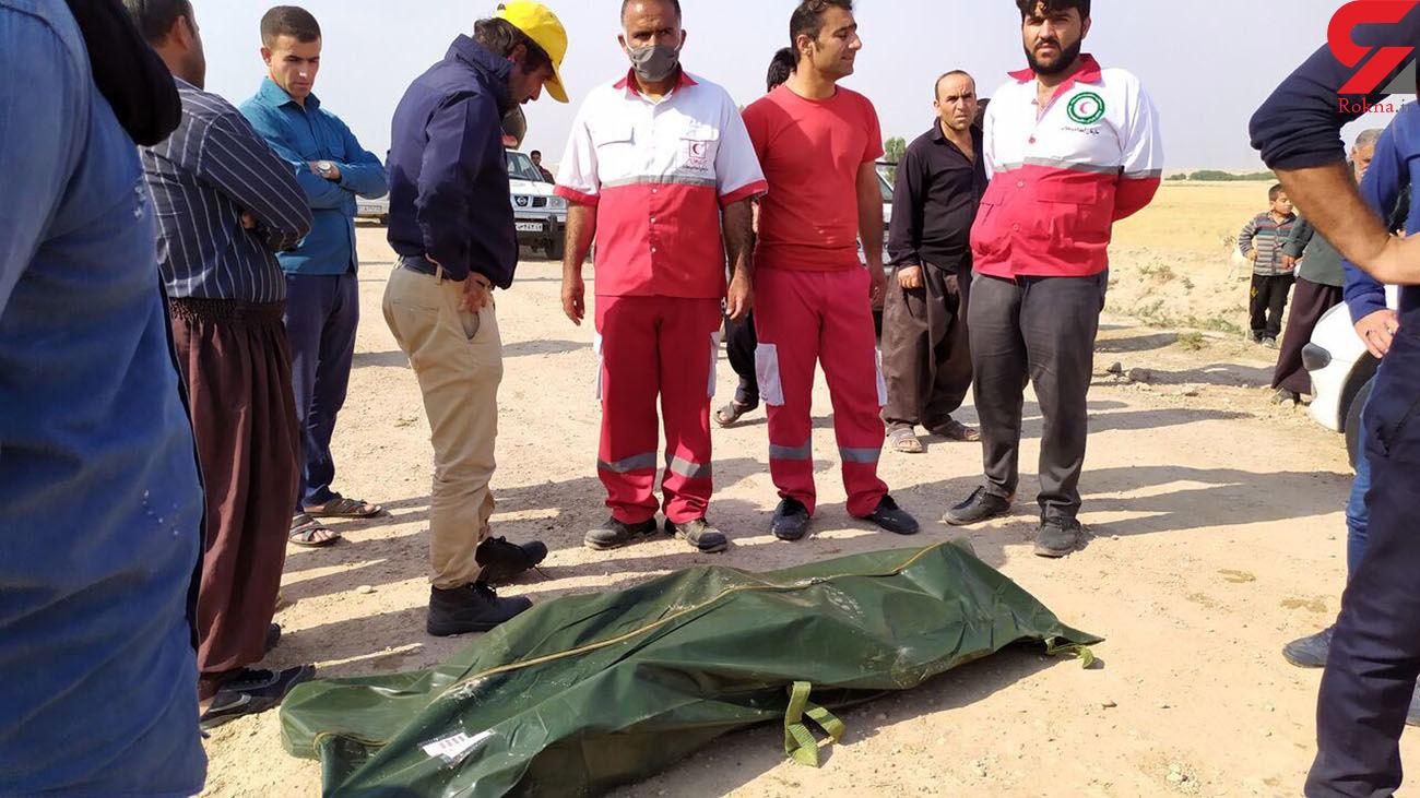 جسد نوجوان غرق شده در زایندهرود پیدا شد