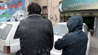 دستگیری 2 سارق حرفه ای در تعقیب و گریز پلیسی