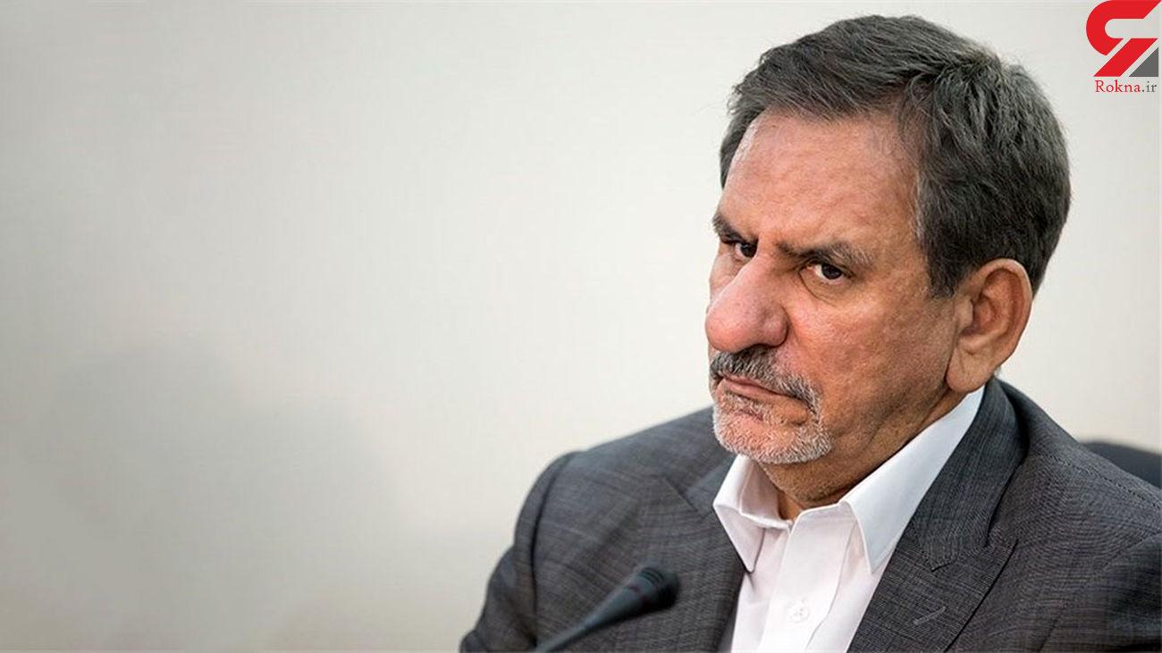 جهانگیری عید سعید قربان را به همتایان مسلمان خود تبریک گفت