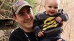 کار وقیحانه پدر با دختر بچه 2 ساله اش / این مرد جسد کودک را سوزاند + عکس
