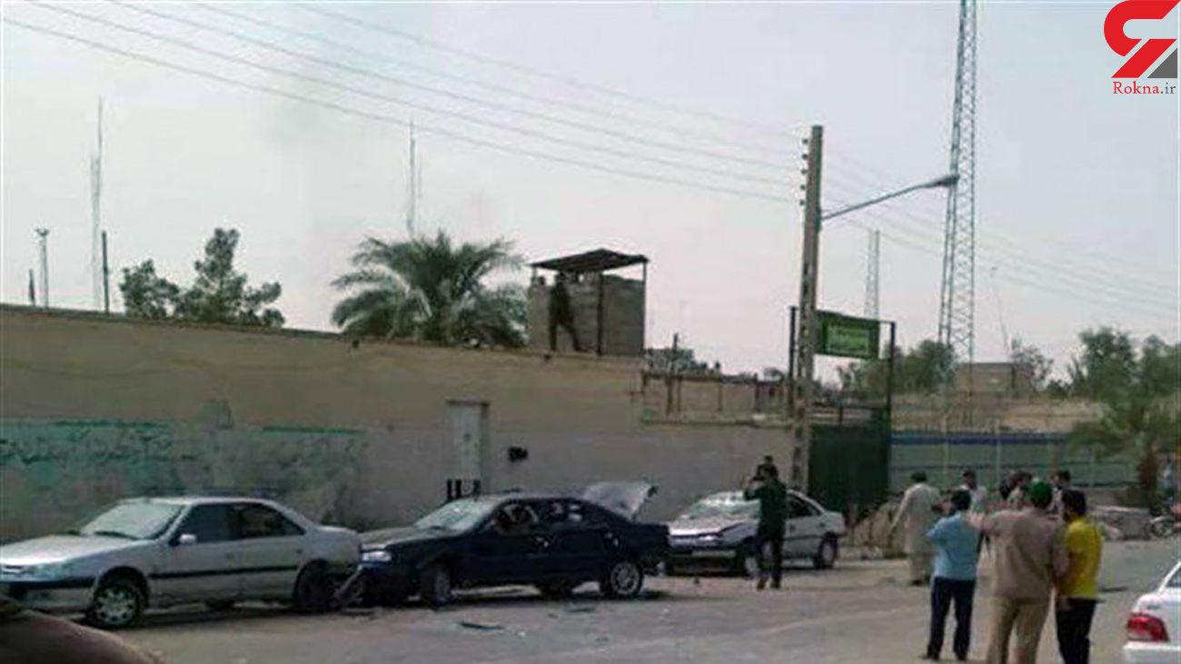 عامل انفجار بمب صوتی زاهدان دستگیر شد