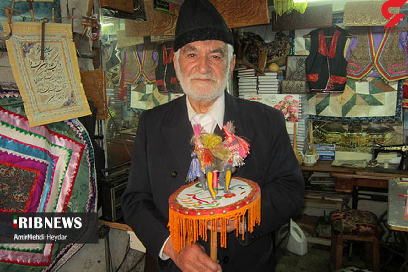 تکم خوان معروف اردبیل دار فانی را وداع گفت