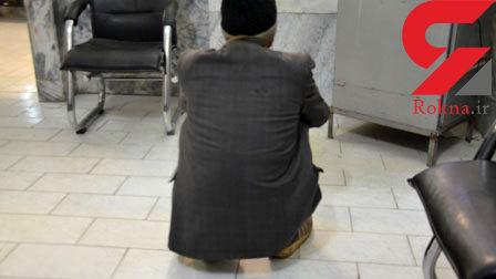 دستگیری معلول قلابی در تایباد