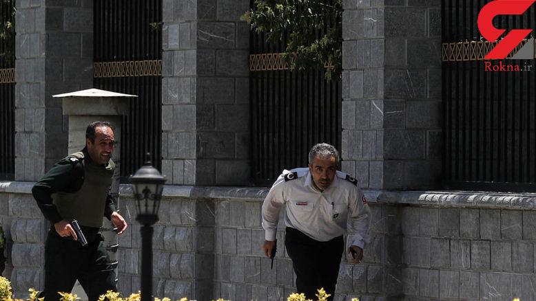 جدیدترین آمار شهدای حادثه تروریستی دیروز تهران / زن ناشناس کیست؟ + اسامی